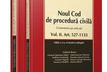 Procedura Civila - Comentariu pe articole / Noul Cod de procedura civila - comentariu pe articole. Editia a 2-a revizuita si adaugita
