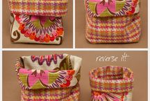 Sewing - Bags n Buckets / by Sarah Fisher