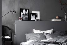 Interiéry - ložnice