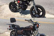 Motorrad Umbauten