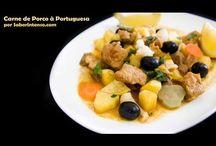 Cozinha portuguesa / by Cidalia Dempster