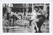 My real crime is love..damn it's you