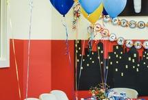 No's 5th Birthday Party