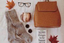 Fall days☕️