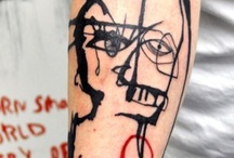 feito tatuagem / by Luisa Capalbo