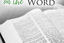 Bible Study Tools