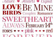 Valentines Day / by Sabrina Smith