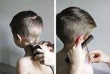 Boys hairstyle