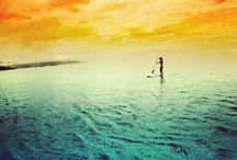SUP / What SUP - Our latest passion is stand up paddle boarding, good for the body, mind and soul.