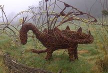 Earth Art / Amazing things that people have made <3