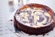 Cheese cake swirl
