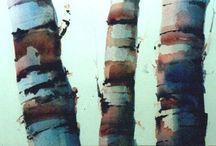 Watercolor tutorials