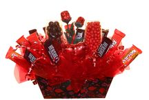 "Sweet Sendings ""Valentine"" / Candy Bouquets"