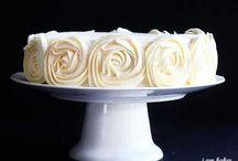 Cakes! / by Hilary Haurylko