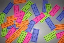 Math- upper grade / by Crista y