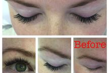 To look ! / Eyelash extensions