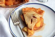 Pies & Tarts / From key lime pie to a labneh tart, we love anything in a good pie dough. / by Saveur