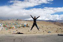 Tibet / Posvátná pouť po Tibetu a kolem hory Mt. Kailas