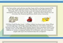 Fast Payday Cash Advance Loans