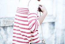 Stripes. / Classic and timeless.