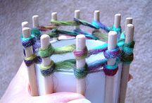 интересные способы вязания