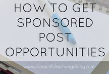 Sponsored Post / by Blogging World