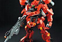 Lego mecha / A collection of awesome LEGO mecha