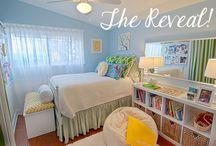 Maya's bedroom ideas
