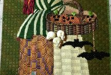 needlepoint / by Beth Masterson