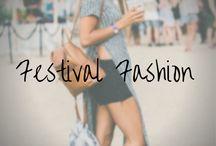 F E S T I V A L_ F A S H I O N / Festival season is around the corner, get festival fashion inspiration here!