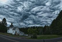 Asperatus clouds