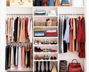 Closet Ideas  / All kind of ideas are welcome!
