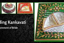 KANKAVATI / A large collection of Beautiful Kankavati
