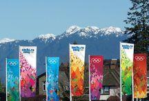 Sochi Olympic Colors