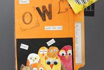 Classroom Project Ideas / by Elizabeth Villwock