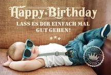 Geburtstags Sprüche