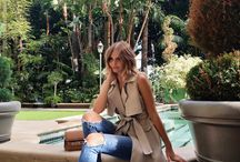 How to Wear a Sleeveless Trench Coat with Tuula Vintage / The perfect piece to complete your summer wardrobe | Aussie Blogger tuula wearing the Sleeveless Trench Coat from Sportscraft Limited Edition Collection.  Shop Sleeveless Trench Coat > http://goo.gl/UYT9e2