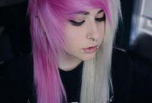 Emo punk Beaty