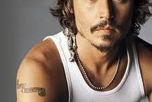 Johnny Depp / by Katherine Jackson