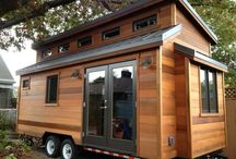 Tiny Houses / by Micha Habben