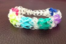 rainbow loom / by Barb Hubbard