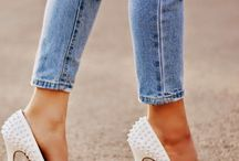 |  Shoe Envy  | / by The Blonde & The Brunette