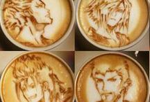 latte art, awesome