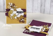 Stampin Up - Color Your Season