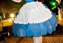 Alice in Wonderland Themed Entertainment! / We adore Alice in Wonderland, it makes such a magical theme for a birthday, anniversary, wedding, party - for anything! Take a peek at our themed acts for inspiration. If you're interested in booking any of these acts, drop us a line on info@h2ohentertainment.com . H2oh! HQ x