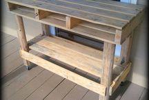 handmade furniture.