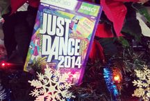 Just dance game / by Mariah Wilson