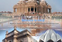 Apply e-Tourist Visa for India