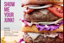 The Foodie Magazine / Covers and articles from The Foodie Magazine @thefoodiemag www.thefoodiemag.com