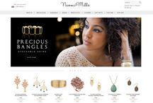 Web Design / Pearl & Pixel Web Design